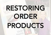 Restoring Order Products