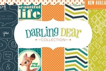 Lovely Scrapbook Products