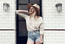 Inspirations Mode x Style Inspirations / Looks préférés, street style, tenues pour printemps, été, automne, hiver...
