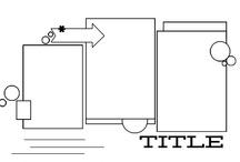 Scrapbook layout sketches