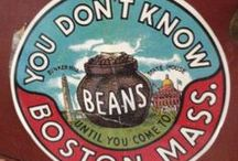Beantown Bedding: Who We Are / Boston. The People, Places, Ideas and Innovation that make it our home!