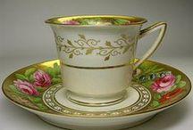 Vintage Tableware / by Heirloom Vintage Inspirations