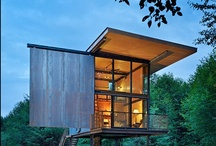 Cabins / by One Kindesign .