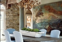 Dining Spaces / by One Kindesign .