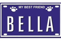 BELLA BOO / For my granddaughter ♥ / by Sue Dewland