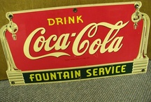 COKE ~ It's The Real Thing / by Sue Dewland