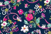 2012 Patterns / Your favorite prints from 2012  Ribbons, Dogwood, English Rose, Portobello Road, Canyon, Provencal, Indigo Pop, Va Va Bloom, Paisley Meets Up, Lime's Up, Priscilla Pink, Doodle Daisy, Summer Cottage, Rosie Posies, Camellia, Ellie Blue, Island Blooms / by Vera Bradley