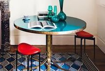 Dining Spaces / by Athena Garrett