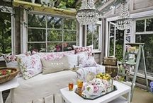 Sunrooms / by 1Kindesign