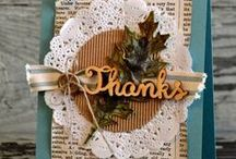 Stampin' Up! - Thank You / Thank you cards