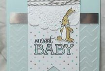 Stampin' Up! - Baby / Cards for children and babies