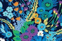 Inspiration: Midnight Blues / by Vera Bradley