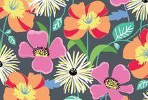 Inspiration: Jazzy Blooms / by Vera Bradley
