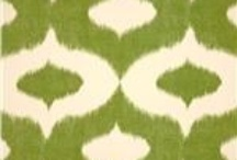 Fabulous Fabric / Fabric for your curtains, furniture, and bedding.  Ikat, Suzani, Buffalo Check and Floral finds.  / by Studio1404