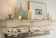 The Little Things / Home decor accessories.  Candles, candleholders, lamps, and decor accessories.   / by Studio1404