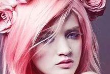 Pastel Palette / Colorful hair!