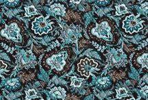 2006 Patterns / Inspiration for your favorite 2006 Prints: Java Blue, Sherbet, Petal Pink