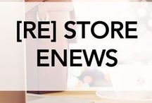 """REstore Organizing E-news / The """"Restore"""" monthly newsletter will feature just one  high-impact """"Re"""" topic in each edition to help transform  your life from overwhelmed to ordered."""