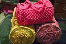 Crochet Bags / by Edna Boland