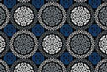 Inspiration: Canterberry Cobalt / by Vera Bradley