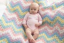 BABY BLANKETS / by Sue Dewland