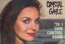 Crystal Gayle / by STEVEN Fast
