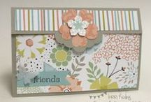 Stampin' Up! - Sale-a-bration 2014 / Projects featuring products from the 2014 Sale-a-bration catalogue