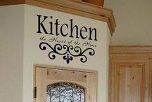 Kitchen/storage