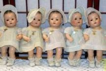 Composition dolls 1920's onward / by Edna Boland