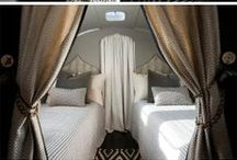 """Glamping / Comfortable, convenient camping. For those of us who love the outdoors but don't want it with us between the sheets."""""""