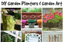 GARDEN - Projects / by Michelle Eliason