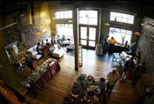 Events @1418   StudioWed Venue / Surrounded by chic architectural updates, our old is new again space gives guests the feeling of being a part of Nashville history. Perfect for rehearsal dinners, corporate meetings, showers, teas, receptions, gallery showings, and much more. We rent to only one client at a time, so the place is all yours!