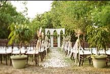 Ceremony   StudioWed Inspiration / Beautiful ceremony inspiration including ceremony arches, pew decor, and more!