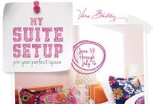 My Suite Setup Sweepstakes: Inspiration / Time to pin your perfect space! Enter our My Suite Setup Sweepstakes and start pinning the styles you would use to fill and create your ideal gathering space, from dream dorm room to charming office. Visit sweeps.piqora.com/mysuitesetupsweepstakes for more information. #MySuiteSetupSweepstakes / by Vera Bradley
