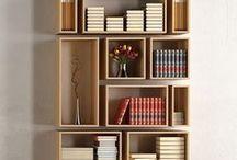 HOME // BOOKSHELVES / Beautiful books.