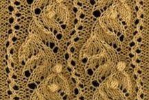 KNIT | Knitting Motifs/Textures