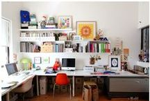 SPACE | HOMEOFFICE/STUDIO / My dream office/studio..someday..one day... ;D