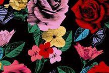Pattern: Havana Rose / Pattern inspiration for Spring 2017 Havana Rose Collection