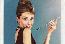 Audrey Hepburn / I like very much 'Breakfast at Tiffany's' movie. Here is a photo collection of some of my favorites.