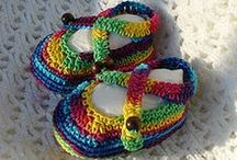 crocheting / by Cyndi Smith