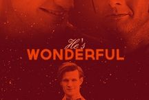 doctor who / posters and jokes from my favorite season doctor who