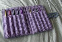 Háčkovačky ostatní / Inspirace pro můj háček aneb Co se nehodilo jinam/Crochet misc