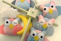 DIY ideas for babies / Collection of good and adorable DIY ideas for babies