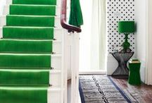 Using Color: Gorgeous Greens