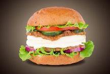 VegeMAX burger for Vegans and Vegetarians