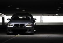E60 M5 BMW / The one in the garage