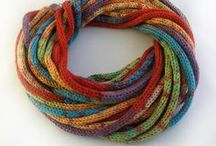 Dutinky / Dutinky/French knitting/Tricotin/Strickliesel
