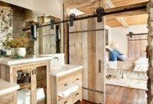 Lovely Ladies' Rooms / Bathroom designs
