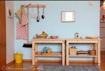 Home Montessori Environment / home montessori environments, set ups, shelves, materials and ideas