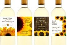 Weddings / Make your wedding special with one of our award-winning wines and your own customised label.